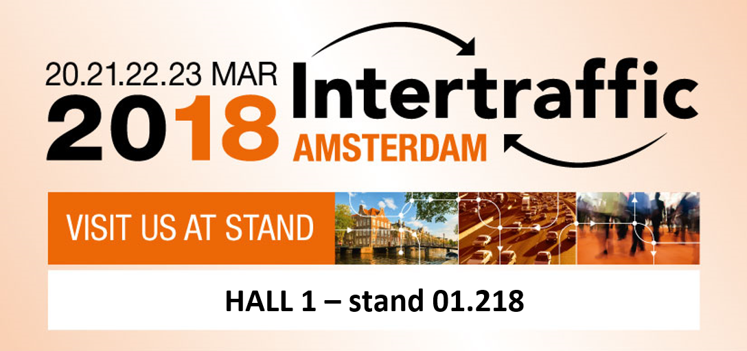 rousseau salon intertraffic 2018 amsterdam
