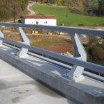 ROUSSEAU glissière de sécurité / barrière de sécurité H2
