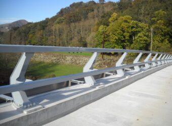 ROUSSEAU glissière de sécurité / barrière de sécurité type H2
