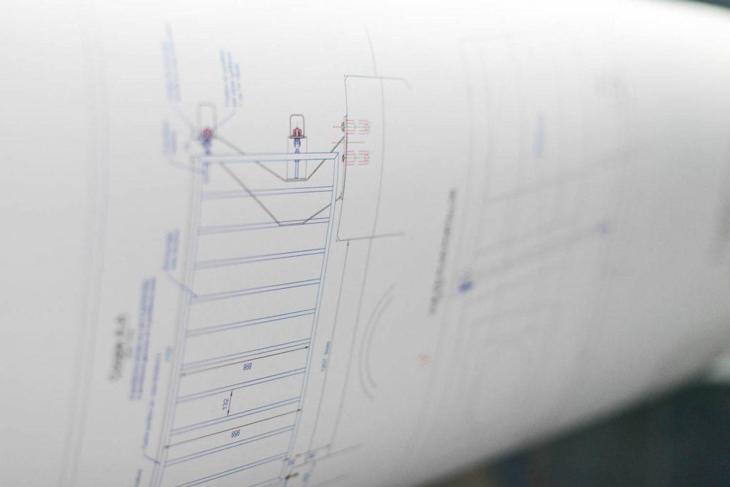 conception de barrières et garde-corps Rousseau équipements