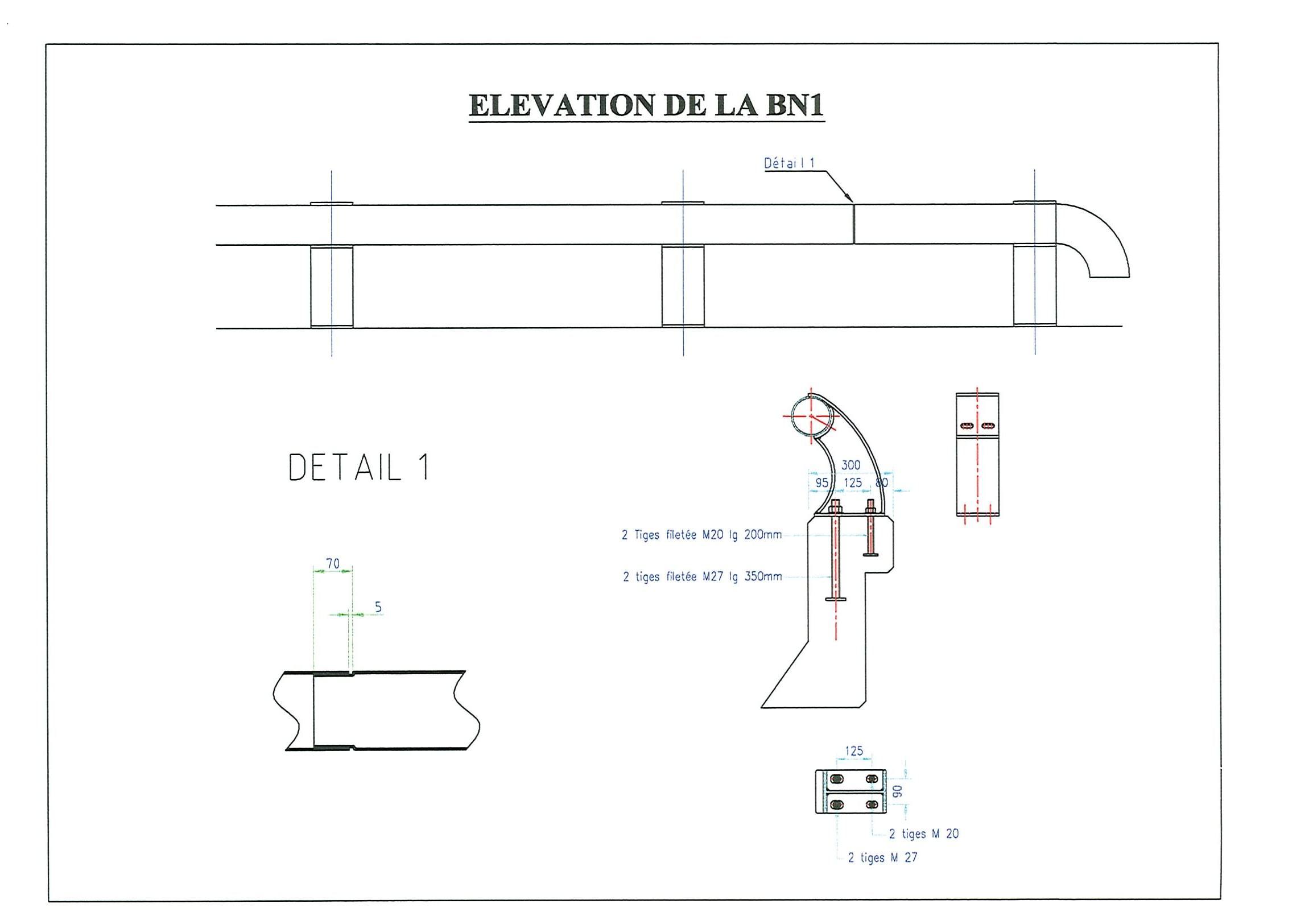 manuel d'installation BN1